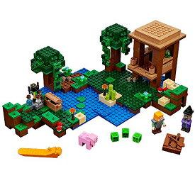 レゴ マインクラフト 6174358 【送料無料】LEGO Minecraft The Witch Hut 21133レゴ マインクラフト 6174358