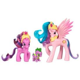 マイリトルポニー ハズブロ hasbro、おしゃれなポニー かわいいポニー ゆめかわいい 37436 【送料無料】My Little Pony Friendship is Magic 3 Pack Royal Castle Friendsマイリトルポニー ハズブロ hasbro、おしゃれなポニー かわいいポニー ゆめかわいい 37436