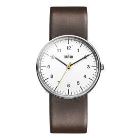 腕時計 ブラウン メンズ BN0021WHBRG 【送料無料】Braun Men's BN0021WHBRG Classic Analog Display Japanese Quartz Brown Watch腕時計 ブラウン メンズ BN0021WHBRG