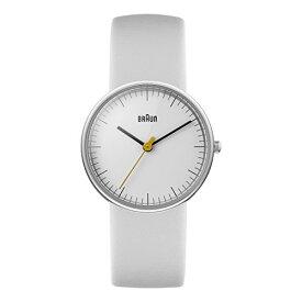 腕時計 ブラウン レディース BN0021WHWHL 【送料無料】Braun Women's BN0021WHWHL Classic Analog Display Quartz White Watch腕時計 ブラウン レディース BN0021WHWHL