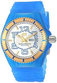 テクノマリーン 腕時計 メンズ TM-115143 Technomarine Men's Cruise Stainless Steel Quartz Watch with Silicone Strap, Blue, 28 (Model: TM-115143)テクノマリーン 腕時計 メンズ TM-115143