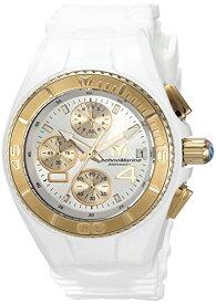 テクノマリーン 腕時計 レディース TM-115361 Technomarine Women's Cruise Stainless Steel Quartz Watch with Silicone Strap, White, 24 (Model: TM-115361)テクノマリーン 腕時計 レディース TM-115361
