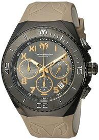 テクノマリーン 腕時計 メンズ TM-215073 Technomarine Men's TM-215073 Manta Analog Quartz Silicone Light Grey Watchテクノマリーン 腕時計 メンズ TM-215073