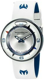 テクノマリーン 腕時計 レディース TM-813001 Technomarine Unisex TM-813001 Aqua Sphere Analog Display Swiss Quartz White Watchテクノマリーン 腕時計 レディース TM-813001