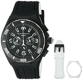 テクノマリーン 腕時計 メンズ TM-115056 Technomarine Men's 'Cruise Night Vision' Quartz Stainless Steel Casual Watch (Model: TM-115056)テクノマリーン 腕時計 メンズ TM-115056