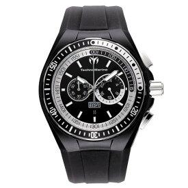 テクノマリーン 腕時計 メンズ 110018 TechnoMarine Men's 110018 Cruise Sport Chronograph Black & White Dial Watchテクノマリーン 腕時計 メンズ 110018