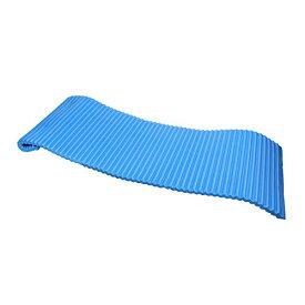 """フロート プール 水遊び 浮き輪 70"""" Evafloat Buoyant Blue Foam Swimming Pool Mattress Raftフロート プール 水遊び 浮き輪"""