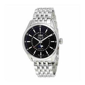 オリス 腕時計 メンズ 01 915 7643 4054-LS Oris Artix Complication Moonphase Automatic Mens Watch 915-7643-4034MBオリス 腕時計 メンズ 01 915 7643 4054-LS