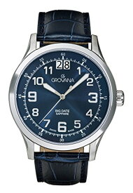グロバナ スイスウォッチ 腕時計 メンズ 1743.1535 【送料無料】Grovana Mens Watch Specialties 1743.1535グロバナ スイスウォッチ 腕時計 メンズ 1743.1535