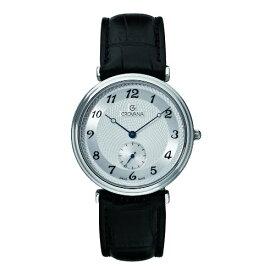 グロバナ スイスウォッチ 腕時計 メンズ 1276-5532 【送料無料】Grovana Men's 1276-5532 Traditional Analog Display Swiss Quartz Black Watchグロバナ スイスウォッチ 腕時計 メンズ 1276-5532