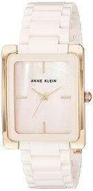 アンクライン 腕時計 レディース AK/2952LPRG 【送料無料】Anne Klein Women's AK/2952LPRG Rose Gold-Tone and Light Pink Ceramic Bracelet Watchアンクライン 腕時計 レディース AK/2952LPRG