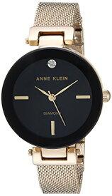 アンクライン 腕時計 レディース AK/2472BKGB 【送料無料】Anne Klein Women's Japanese-Quartz Watch with Stainless-Steel Strap, Gold, 13.5 (Model: AK/2472BKGB)アンクライン 腕時計 レディース AK/2472BKGB