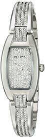 ブローバ 腕時計 レディース 96L235 Bulova Women's 96L235 Swarovski Crystal Stainless Steel Watchブローバ 腕時計 レディース 96L235
