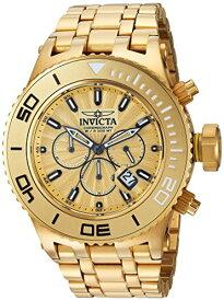 インヴィクタ インビクタ サブアクア 腕時計 メンズ 23935 Invicta Men's Subaqua Quartz Watch with Stainless-Steel Strap, Gold, 15 (Model: 23935)インヴィクタ インビクタ サブアクア 腕時計 メンズ 23935