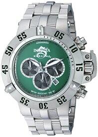 インヴィクタ インビクタ サブアクア 腕時計 メンズ 24449 Invicta Men's Subaqua Quartz Watch with Stainless-Steel Strap, Silver, 27 (Model: 24449)インヴィクタ インビクタ サブアクア 腕時計 メンズ 24449