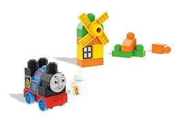 メガブロック きかんしゃトーマス トーマス&フレンズ 組み立て 知育玩具 DXH53 【送料無料】Mega Bloks Thomas & Friends Sights of Sodor Thomas At The Mill Train Bagメガブロック きかんしゃトーマス トーマス&フレンズ 組み立て 知育玩具 DXH53