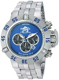 インヴィクタ インビクタ サブアクア 腕時計 メンズ 24447 Invicta Men's Subaqua Quartz Watch with Stainless-Steel Strap, Silver, 15 (Model: 24447)インヴィクタ インビクタ サブアクア 腕時計 メンズ 24447