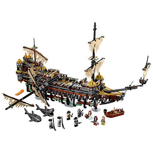 レゴ 6174890 LEGO Pirates of The Caribbean Silent Mary 71042 Building Kit Shipレゴ 6174890