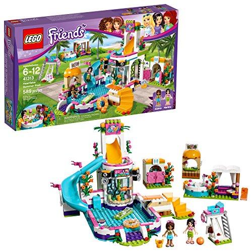レゴ フレンズ 6174672 LEGO Friends Heartlake Summer Pool 41313レゴ フレンズ 6174672