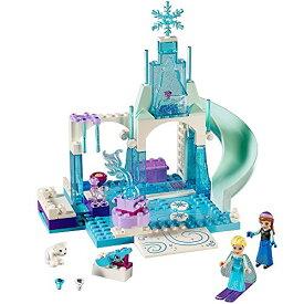 レゴ ディズニープリンセス 6175390 LEGO l Disney Frozen Anna & Elsa's Frozen Playground 10736 Disney Princess Toyレゴ ディズニープリンセス 6175390