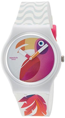 スウォッチ 腕時計 レディース GW175 Swatch GW175 Original Gent - Papagaye Watchスウォッチ 腕時計 レディース GW175