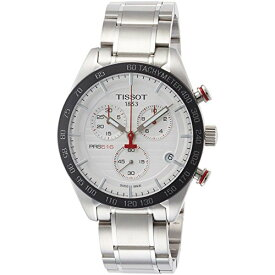 ティソ 腕時計 メンズ T1004171103100 【送料無料】Tissot PRS 516 Quartz Chronograph T100.417.11.031.00 Silver/Silver Stainless Steel Analog Quartz Men's Watchティソ 腕時計 メンズ T1004171103100