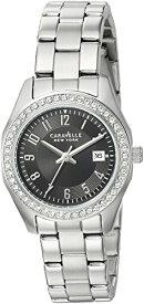 ブローバ 腕時計 レディース 43M113 Caravelle New York Women's 43M113 Swarovski Crystal Stainless Steel Watchブローバ 腕時計 レディース 43M113