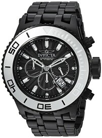 インヴィクタ インビクタ サブアクア 腕時計 メンズ 23940 Invicta Men's Subaqua Quartz Watch with Stainless-Steel Strap, Black, 25 (Model: 23940)インヴィクタ インビクタ サブアクア 腕時計 メンズ 23940