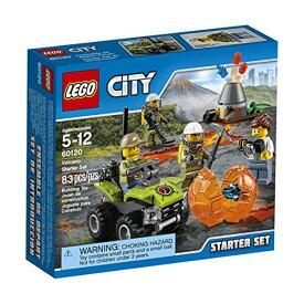 レゴ シティ 6137178 LEGO City Volcano Explorers 60120 Volcano Starter Set Building Kit (83 Piece)レゴ シティ 6137178