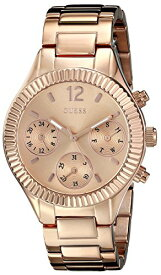 ゲス GUESS 腕時計 レディース U0323L3 GUESS Women's U0323L3 Mid-Size Rose Gold-Tone Multi-Function Watchゲス GUESS 腕時計 レディース U0323L3