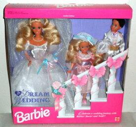 バービー バービー人形 ウェディング ブライダル 結婚式 10712 【送料無料】Barbie Dream Wedding Gift Set w Barbie, Stacie & Todd Dolls (1993)バービー バービー人形 ウェディング ブライダル 結婚式 10712