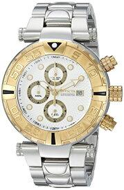 インヴィクタ インビクタ サブアクア 腕時計 メンズ 24983 Invicta Men's Subaqua Quartz Watch with Stainless-Steel Strap, Silver, 24 (Model: 24983)インヴィクタ インビクタ サブアクア 腕時計 メンズ 24983