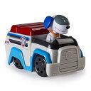 パウパトロール アメリカ直輸入 英語 バイリンガル育児 おもちゃ 20072283 Paw Patrol Robo Dog/Patroller Racer Vehi…