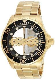 インヴィクタ インビクタ プロダイバー 腕時計 メンズ 24694 【送料無料】Invicta Men's Pro Diver Mechanical-Hand-Wind Stainless-Steel Strap, Gold, 22 Casual Watch (Model: 24694)インヴィクタ インビクタ プロダイバー 腕時計 メンズ 24694
