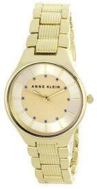 アンクライン 腕時計 レディース AK/2066CHGB 【送料無料】Anne Klein Women's Gold Tone Metal Bracelet Watch AK/2066CHGBアンクライン 腕時計 レディース AK/2066CHGB