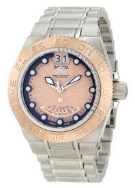 インヴィクタ インビクタ サブアクア 腕時計 メンズ 10871 Invicta Men's 10871 Subaqua Rose Gold Sunray Dial Stainless Steel Watchインヴィクタ インビクタ サブアクア 腕時計 メンズ 10871