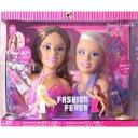 バービー バービー人形 スタイリングヘッド スタイルヘッド スタイルドールヘッド L6489 Mattel Barbie Fashion Fever…