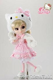 """プーリップドール 人形 ドール F-578 Pullip Sanrio Hello Kitty 9"""" Collectible Fashion Doll- Discontinuedプーリップドール 人形 ドール F-578"""