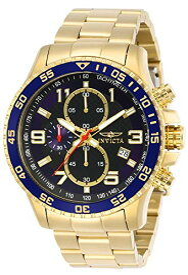【送料無料】【即納】【当店1年保証】インビクタ Invicta メンズ腕時計 14878 クロノグラフ ケースサイズ45mm 50m防水 インヴィクタ