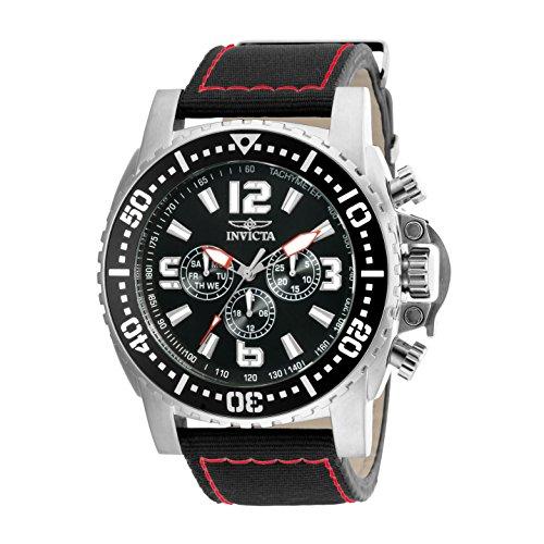 インヴィクタ インビクタ プロダイバー 腕時計 メンズ Invicta 20076 Men's Pro Diver Black Dial Black Nylon Strap Watchインヴィクタ インビクタ プロダイバー 腕時計 メンズ