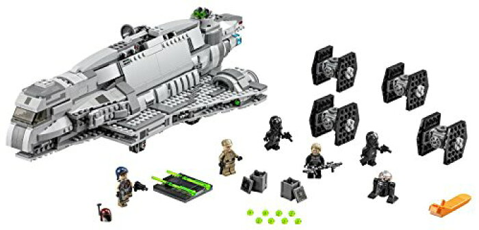 レゴスターウォーズLEGOBuildingBlockStarWarsImperialAssaultCarrier(1216pcs)FiguresToysレゴスターウォーズ