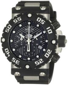 インヴィクタ インビクタ サブアクア 腕時計 メンズ 0653 Invicta Men's 0653 Subaqua Collection Nitro Chronograph Black Polyurethane Watchインヴィクタ インビクタ サブアクア 腕時計 メンズ 0653
