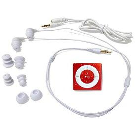 海外輸入ヘッドホン ヘッドフォン イヤホン 海外 輸入 WiPodRedBuds12 Underwater Audio Waterproof iPod Swimbuds Bundle (Red)海外輸入ヘッドホン ヘッドフォン イヤホン 海外 輸入 WiPodRedBuds12