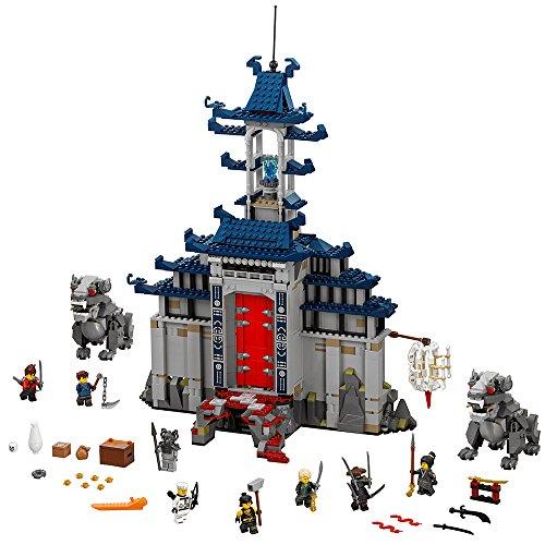 レゴ ニンジャゴー 6136349 LEGO Ninjago Movie Temple Ultimate Ultimate Weapon 70617 Building Kit (1403 Piece)レゴ ニンジャゴー 6136349
