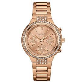 ブローバ 腕時計 レディース 44L180 Bulova Women's Quartz Watch with Stainless-Steel Strap, Rose Gold, 10 (Model: 44L180)ブローバ 腕時計 レディース 44L180