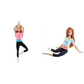 バービー バービー人形 メイドトゥームーブ 関節 動く 【送料無料】Barbie Made to Move Barbie Doll, Pink Top and Made to Move Barbie Doll Bundleバービー バービー人形 メイドトゥームーブ 関節 動く