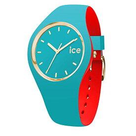 腕時計 アイスウォッチ メンズ かわいい 007242 【送料無料】Ice-Watch - ICE Loulou Bahamas - Women's Wristwatch with Silicon Strap - 007242 (Medium)腕時計 アイスウォッチ メンズ かわいい 007242