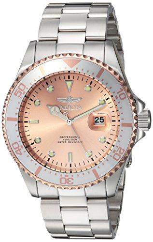 インヴィクタ インビクタ プロダイバー 腕時計 メンズ 23398 Invicta Men's 'Pro Diver' Quartz Stainless Steel Diving Watch, Color:Silver-Toned (Model: 23398)インヴィクタ インビクタ プロダイバー 腕時計 メンズ 23398