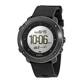スント 腕時計 アウトドア メンズ アウトドアウォッチ特集 0045235912254 SUUNTO Traverse Watch - Sapphire Black, one Sizeスント 腕時計 アウトドア メンズ アウトドアウォッチ特集 0045235912254