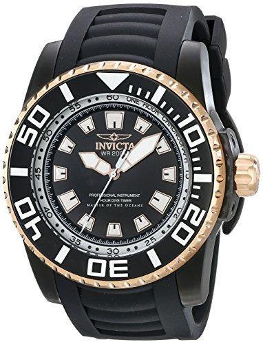 インヴィクタ インビクタ プロダイバー 腕時計 メンズ 14669 Invicta Men's 14669 Pro Diver Analog Display Swiss Quartz Black Watchインヴィクタ インビクタ プロダイバー 腕時計 メンズ 14669